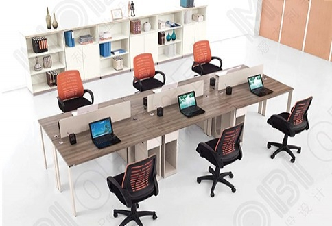 1.2米职员桌