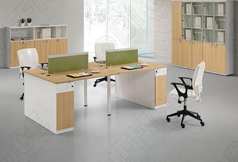 2.0米职员桌