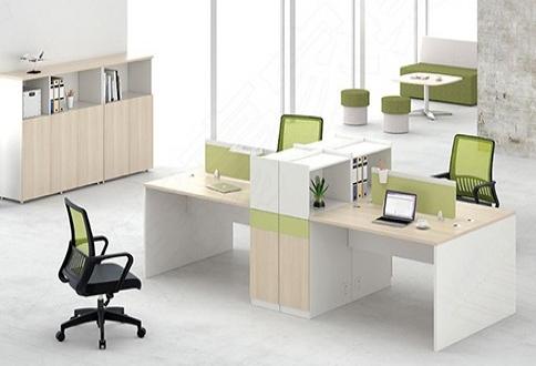 1.5米职员桌