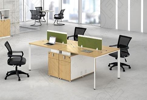2.4米职员桌