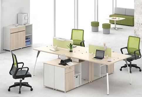 1.4米职员桌