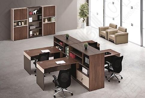 1.7米职员桌