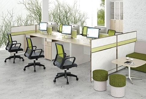 3.6米职员桌